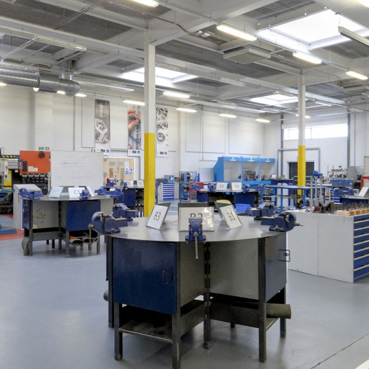 Engineering Workshop, Burnley College