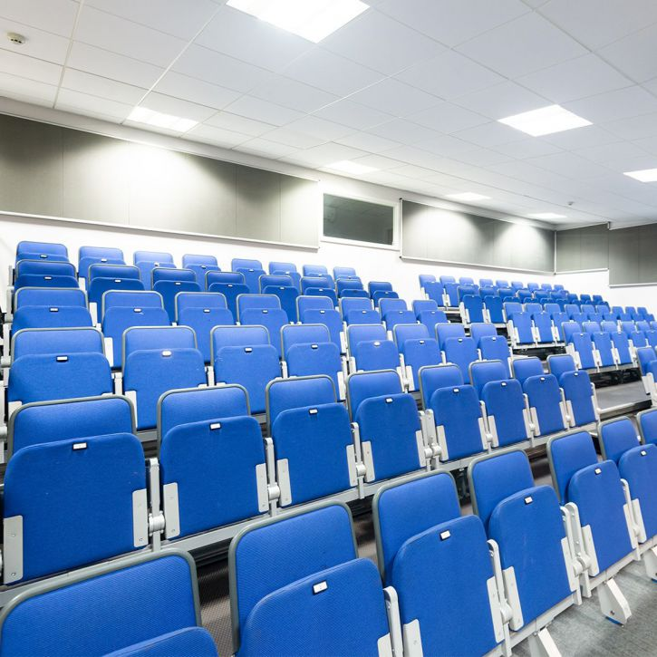 Lecture Theatre, Burnley College