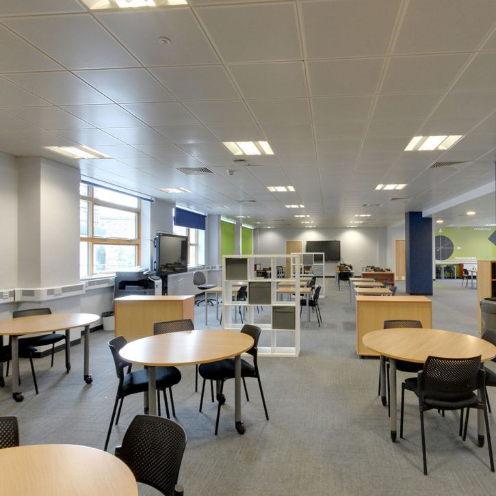 Maths and English Student Hub, Burnley College