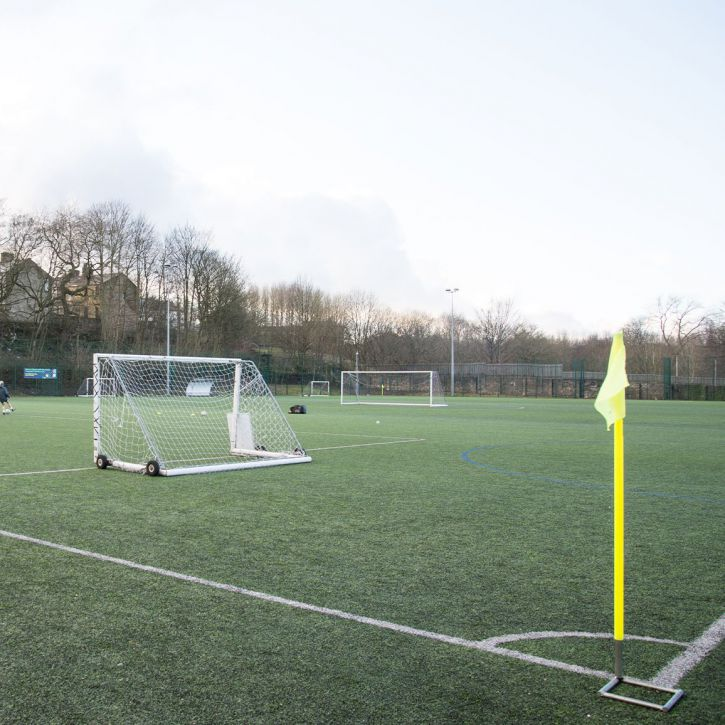 3G Football Pitch, Burnley College