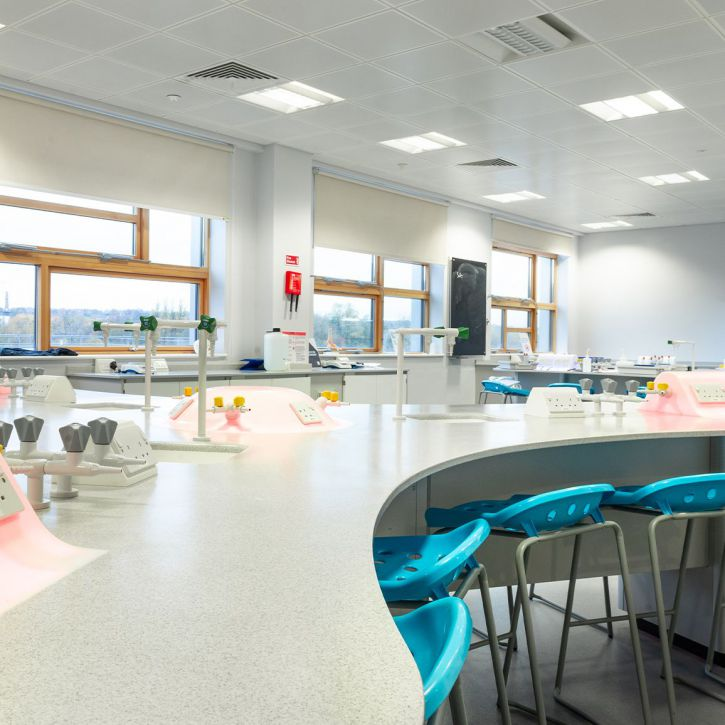 Science Hub, Burnley College