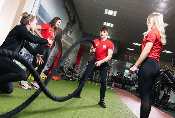Burnley College Fitness ProfessionalsProgramme